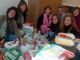 9.000 kilos de alimentos solidarios