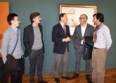 Cámara brinda el apoyo del Ayuntamiento para colaborar con las iniciativas de la Asociación Jóvenes Murcianos con los Derechos Humanos