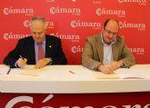 La Cámara de Comercio se une al Consorcio 'Medina Nogalte' para promover el desarrollo turístico en Puerto Lumbreras