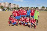 E.F. Torre Pacheco termina 2012 liderando la categoría de cadete del Fútbol Base