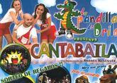 El domingo día 30, a las 17:30, se celebrará un nuevo espectáculo del 'Cantabaila' en el Centro Sociocultural 'La Cárcel'