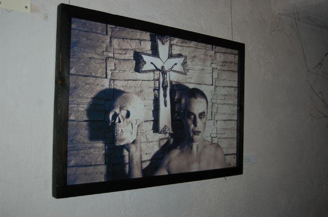 La emblemática Torre Vieja de Alguazas alberga hasta este próximo 31 de Diciembre la exposición colectiva Transbordo/Trans-gótico - 4, Foto 4