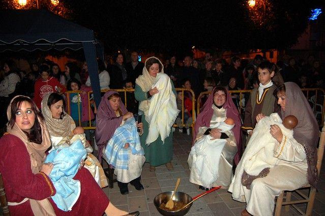 El Belén Viviente marca el punto culminante de la Navidad de Alguazas - 5, Foto 5