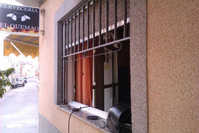 UxA: Una nueva oleada de robos hace cundir la inseguridad en la hostelería de Alguazas - 3, Foto 3