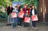 Festejos y la SER entregaron junto al Belén los premios del concurso de Christmas