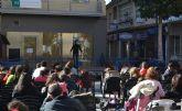 Cuentacuentos en la Plaza de España para los más pequeños