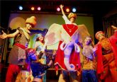 El Teatro Villa de Molina cierra la programación de este año con ALADINO, EL MUSICAL el viernes 28 de diciembre