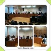El Pleno aprueba el presupuesto municipal para el año 2013