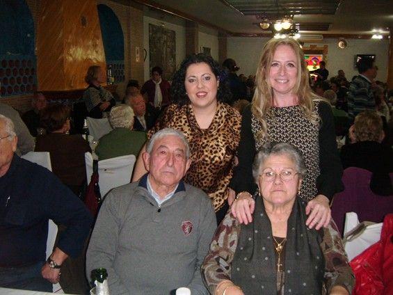 Las personas mayores de Alguazas dan la bienvenida a la Navidad con excursión y almuerzo de convivencia - 2, Foto 2
