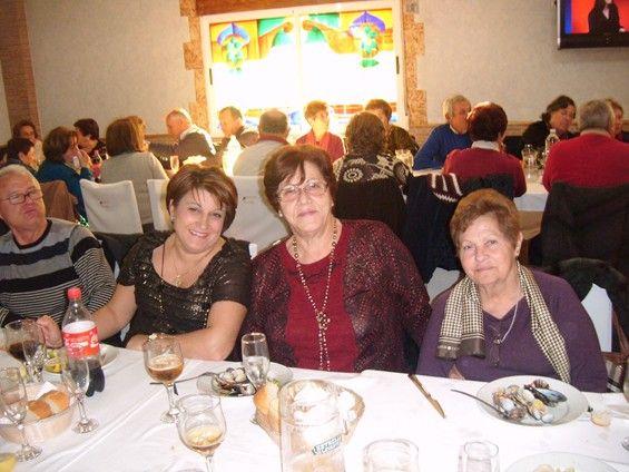 Las personas mayores de Alguazas dan la bienvenida a la Navidad con excursión y almuerzo de convivencia - 4, Foto 4