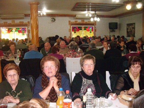 Las personas mayores de Alguazas dan la bienvenida a la Navidad con excursión y almuerzo de convivencia - 5, Foto 5