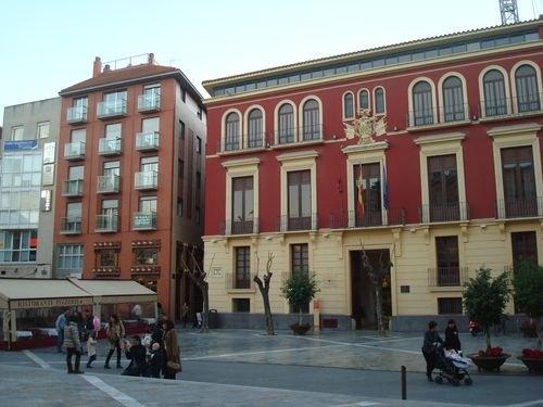 HUERMUR: El ayuntamiento utiliza el palacio González Campuzano para modificar de forma encubierta las normas de construcción en el casco histórico de Murcia - 1, Foto 1