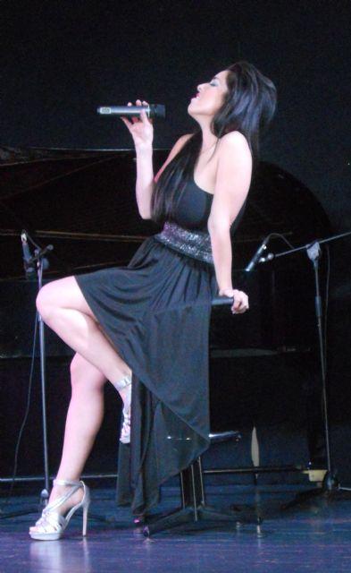 La cantante Ruth Lorenzo ofrece un concierto en la Casa de la Cultura a beneficio de Cruz Roja - 1, Foto 1