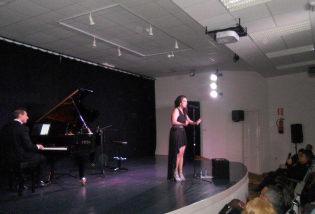 La cantante Ruth Lorenzo ofrece un concierto en la Casa de la Cultura a beneficio de Cruz Roja - 2, Foto 2
