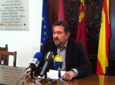 El Ayuntamiento de Lorca abaratará al menos en un 10% la factura eléctrica gracias al nuevo contrato de suministro que sale a contratación