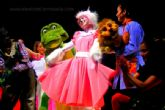 Éxito total del espectáculo infantil 'Cantabaila'