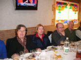 Las personas mayores de Alguazas dan la bienvenida a la Navidad con excursión y almuerzo de convivencia