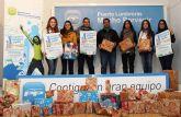 NNGG del PP de Puerto Lumbreras ponen en marcha la V Campaña 'Regala una ilusión, dona un juguete'
