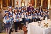 El Coro Voces Blancas participará en el II Concierto solidario de los Inocentes