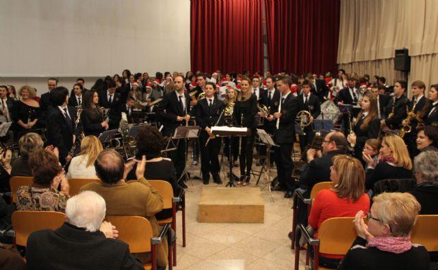 La Banda Municipal de Música de Puerto Lumbreras celebra su XXV Aniversario con un concierto de Navidad - 1, Foto 1