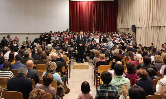 La Banda Municipal de Música de Puerto Lumbreras celebra su XXV Aniversario con un concierto de Navidad - 2, Foto 2
