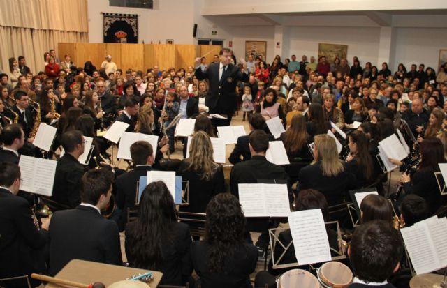 La Banda Municipal de Música de Puerto Lumbreras celebra su XXV Aniversario con un concierto de Navidad - 3, Foto 3