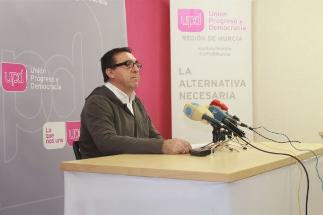 UPyD critica la reducción de frecuencias en los trenes de cercanías Murcia-Cartagena - 1, Foto 1