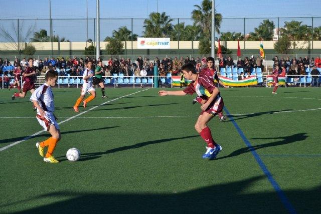 Cara y Cruz en la última jornada de la primera fase de los Campeonatos de España de selecciones territoriales de fútbol base - 1, Foto 1