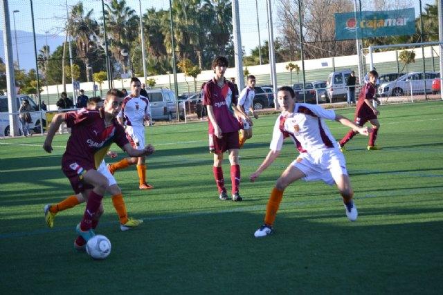 Cara y Cruz en la última jornada de la primera fase de los Campeonatos de España de selecciones territoriales de fútbol base - 2, Foto 2