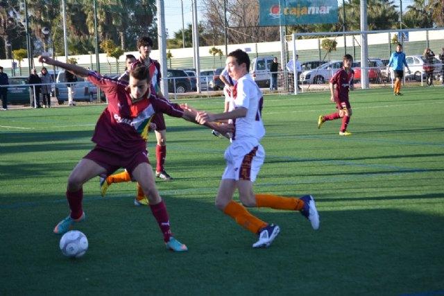 Cara y Cruz en la última jornada de la primera fase de los Campeonatos de España de selecciones territoriales de fútbol base - 3, Foto 3
