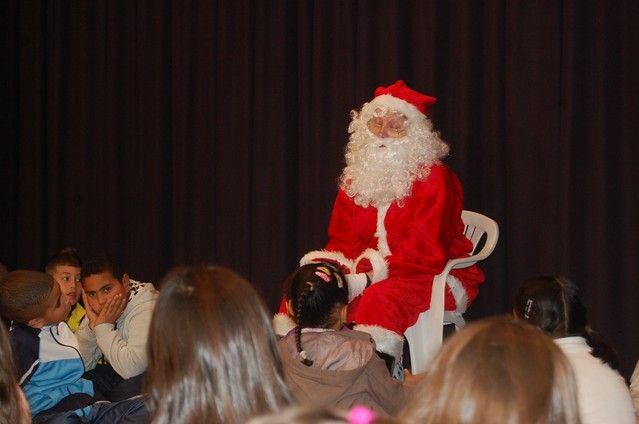 Papá Noel protagoniza el cuentacuentos navideño de Alguazas - 2, Foto 2
