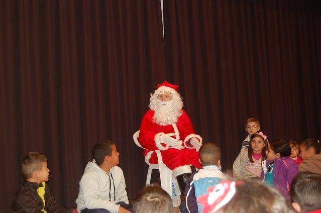 Papá Noel protagoniza el cuentacuentos navideño de Alguazas - 3, Foto 3