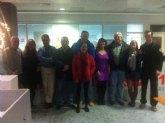 Personal de 112 velan por la seguridad de los murcianos