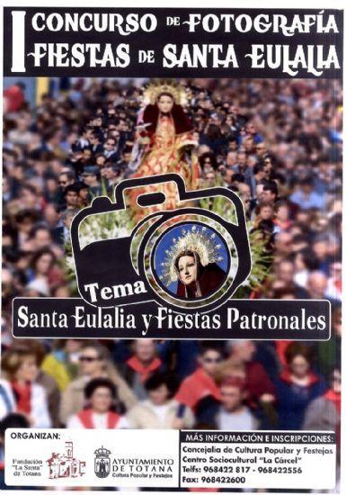 El plazo de participaci�n al concurso de fotograf�a sobre la figura de Santa Eulalia sigue abierto hasta febrero, Foto 1