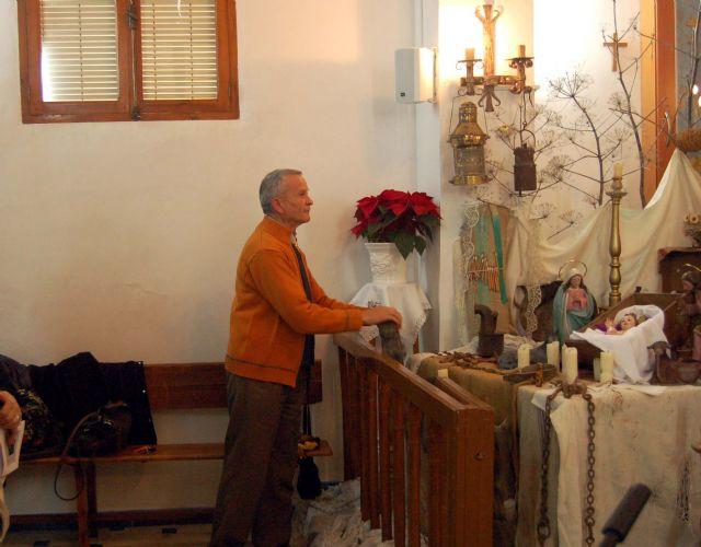 Celebración de la Navidad 2012 en la Ermita de la Virgen de La Huerta de Totana - 3