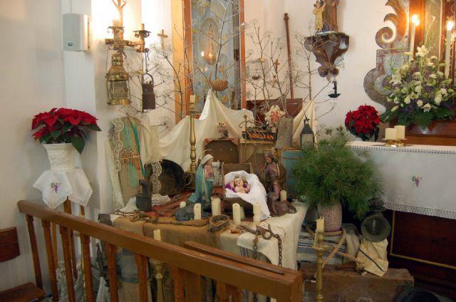 Celebración de la Navidad 2012 en la Ermita de la Virgen de La Huerta de Totana - 6