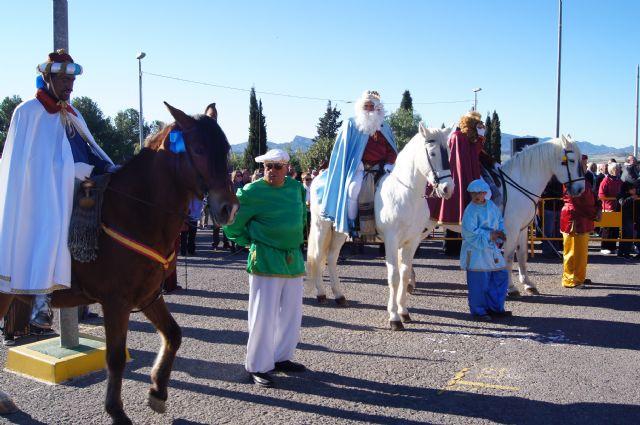 El Paret�n viaja en el tiempo al antiguo Oriente con la representaci�n del Auto de los Reyes Magos, Foto 2