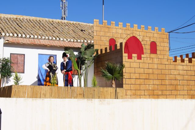 El Paret�n viaja en el tiempo al antiguo Oriente con la representaci�n del Auto de los Reyes Magos, Foto 3