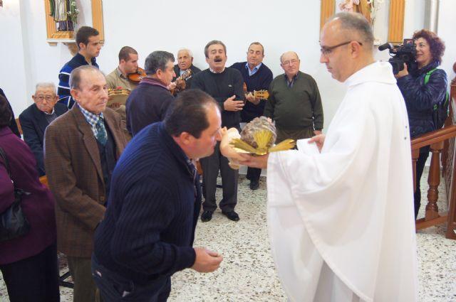 Autoridades municipales asisten al Raiguero Alto donde se ha celebrado el tradicional Canto de �nimas de la mano de la cuadrilla de la pedan�a, Foto 2