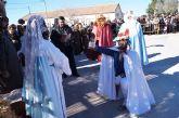 El Paret�n viaja en el tiempo al antiguo Oriente con la representaci�n del Auto de los Reyes Magos