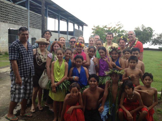 El CEIP Infanta Leonor viaja a la Polinesia Francesa - 1, Foto 1