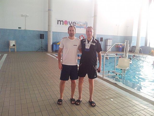 Jos� Miguel particip� en el X Campeonato Open Master de Andaluc�a, Foto 3
