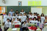 Los niños que participaron en el I Concurso