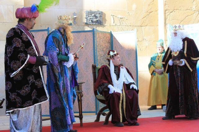 La Navidad trae mucho espectáculo y gran entretenimiento a Mazarrón, Foto 2