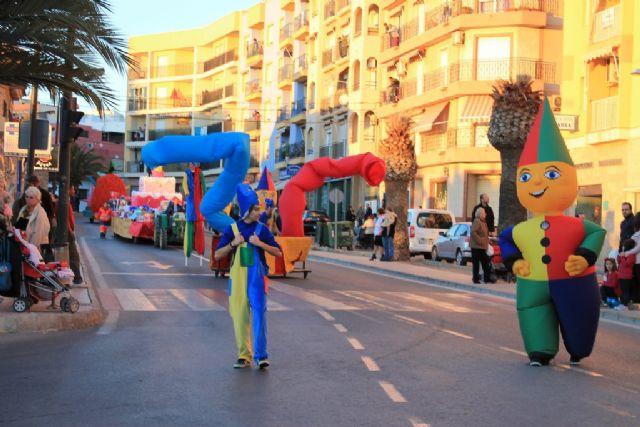 La Navidad trae mucho espectáculo y gran entretenimiento a Mazarrón, Foto 3