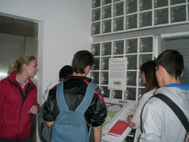 Los alumnos del Aula Ocupacional de Totana participan en diferentes actividades complementarias durante el primer trimestre del curso escolar, Foto 3