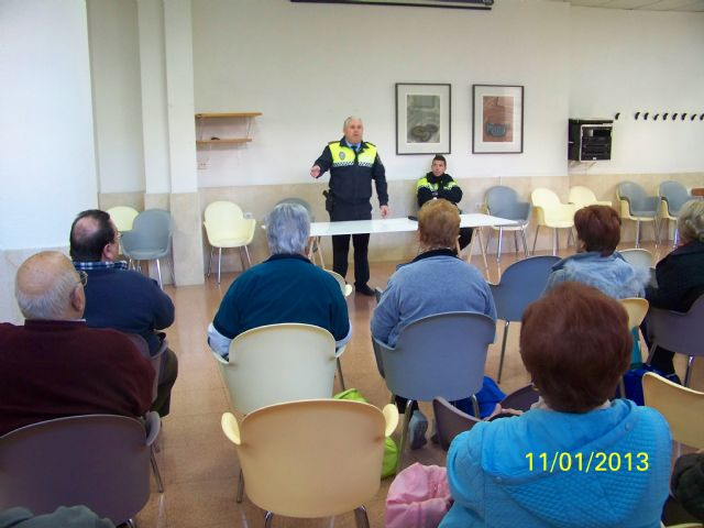 Organizan unas jornadas para prevenir delitos en personas mayores - 1, Foto 1