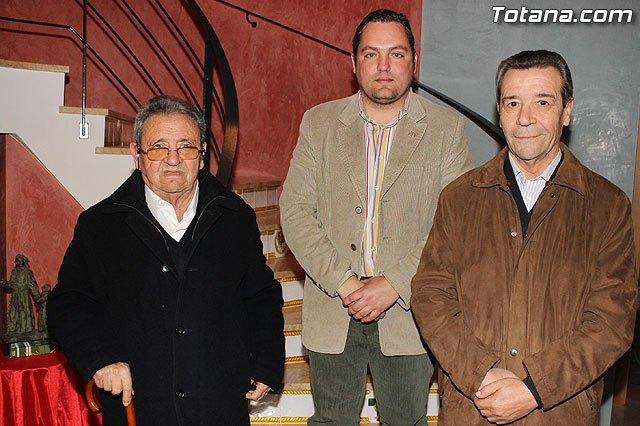 Pedro Mar�n Ayala ser� el pregonero de la Semana Santa 2013 y Francisco Miralles Lozano, el Nazareno de Honor, Foto 1