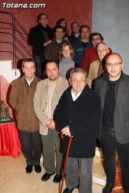 Pedro Mar�n Ayala ser� el pregonero de la Semana Santa 2013 y Francisco Miralles Lozano, el Nazareno de Honor, Foto 2