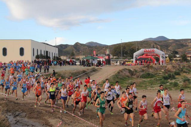 Más de 500 atletas se han dado cita en la XXVII Liga Regional de Cross disputada en Puerto Lumbreras - 1, Foto 1